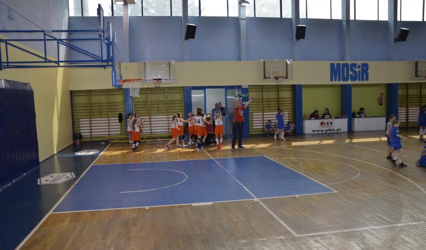 Najmłodsze Basketki nie zwalniają tempa :)