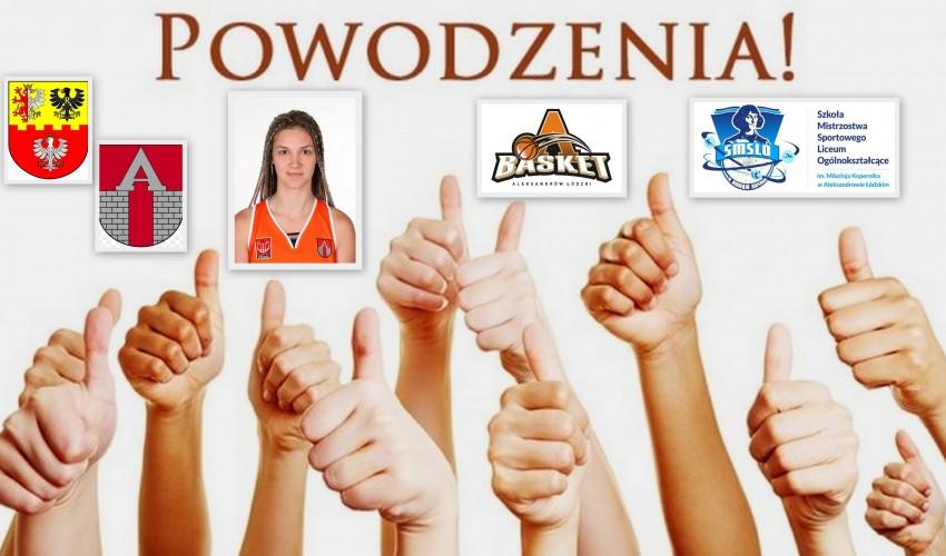 Basketka Emilia Bołbot <3