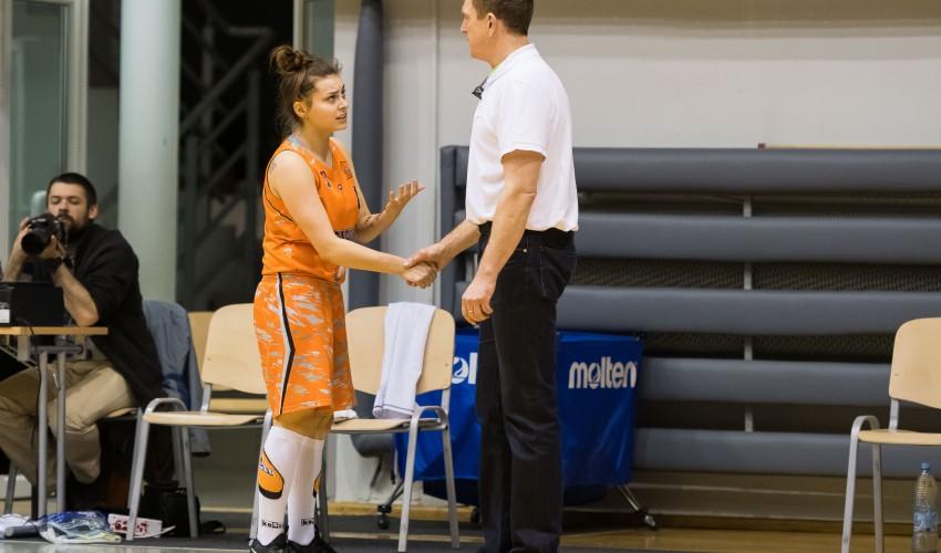 Finał B dla Basketek!