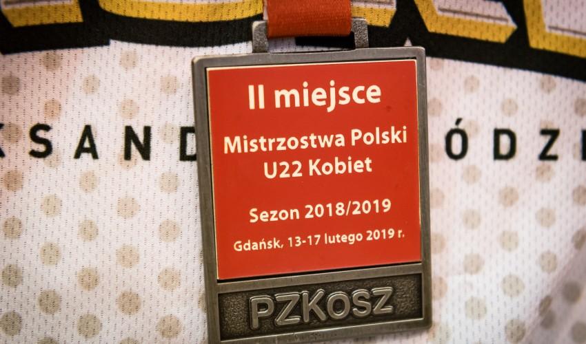 Sreberka z Miasta Sportu - Aleksandrowa Łódzkiego!