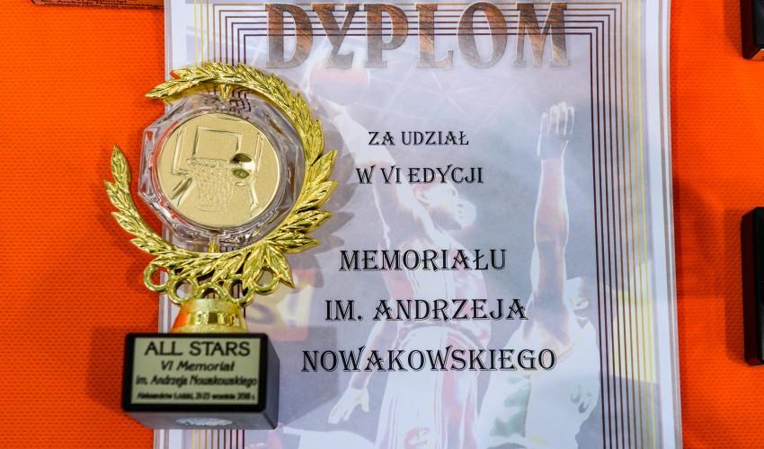 VI edycja Memoriału im. Andrzeja Nowakowskiego przechodzi do historii...