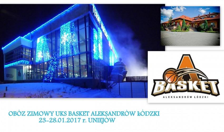 Zaproszenie na obóz zimowy UKS-u!
