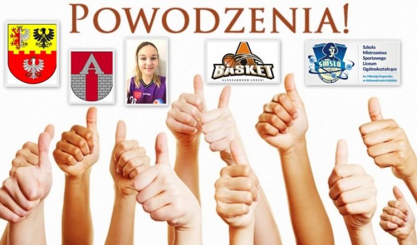 Basketka Joanna Krawczyk