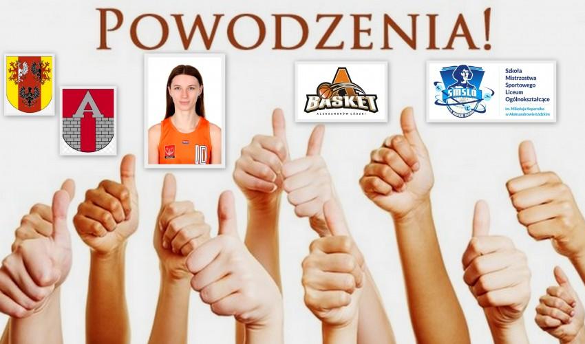Basketka Natalia Rosińska <3