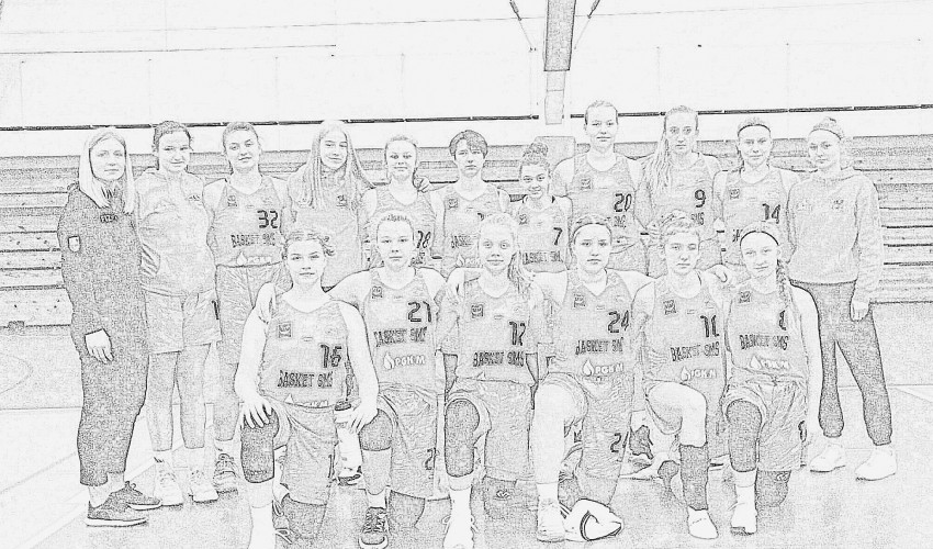 Dream Team juniorek młodszych pojechał do Skierniewic...