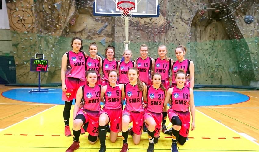 Jesteśmy w Półfinałach Mistrzostw Polski U-18K! :)