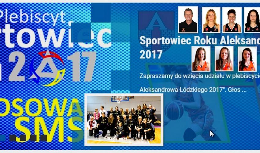 Plebiscyt Sportowca Roku 2017!