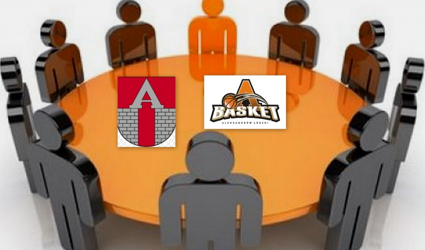 Walne Zebranie Członków UKS Basket Aleksandrów Łódzki