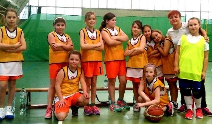 Zabawa w Basket! się udała...