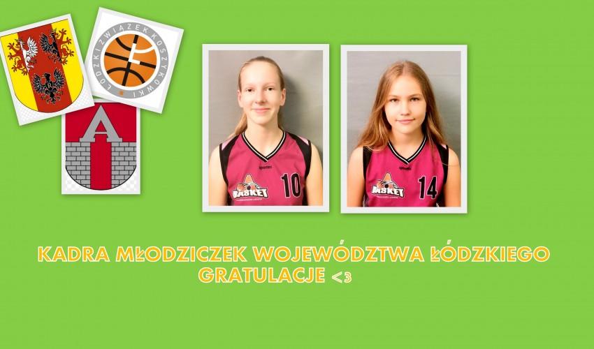 Basketki w Kadrze Łódzkiego! Brawo WY <3