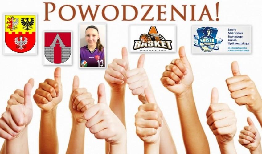 Basketka Sandra Jarmakowska