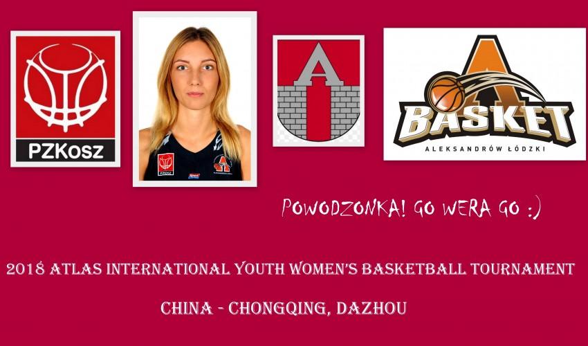 Weronika Telenga ponownie odwiedzi Chiny! :)