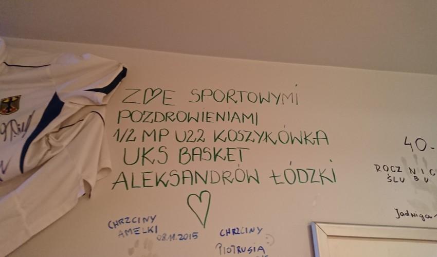 Basketki wywalczyły awans do Wielkiego Finału MP U-22K!
