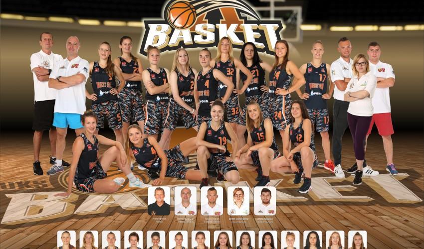 Reprezentacyjna drużyna UKS Basket SMS Aleksandrów Łódzki