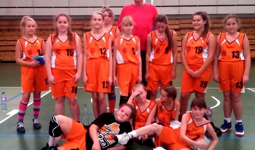 Team 2004 i młodsze zaskoczeniem ligi U-14!