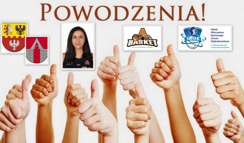 Basketka Nicola Obrodzka - Obro