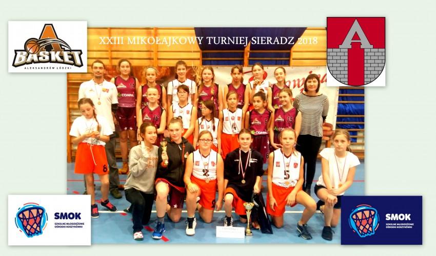 Rocznik 2007 i młodsze wygrywa turniej w Sieradzu :)