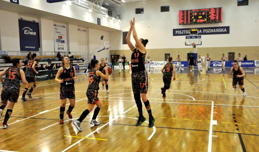 Dzielne Basketki walczą do końca!