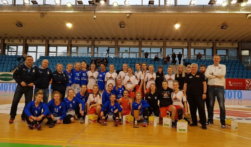 IV miejsce w Młodzieżowym Pucharze Polski, to nie wstyd :)
