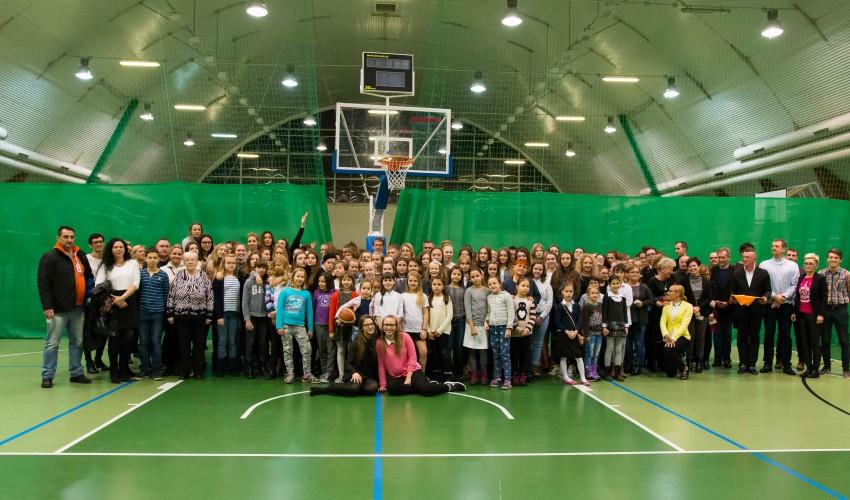 Wigilia 2016 Rodziny UKS-u Basket!
