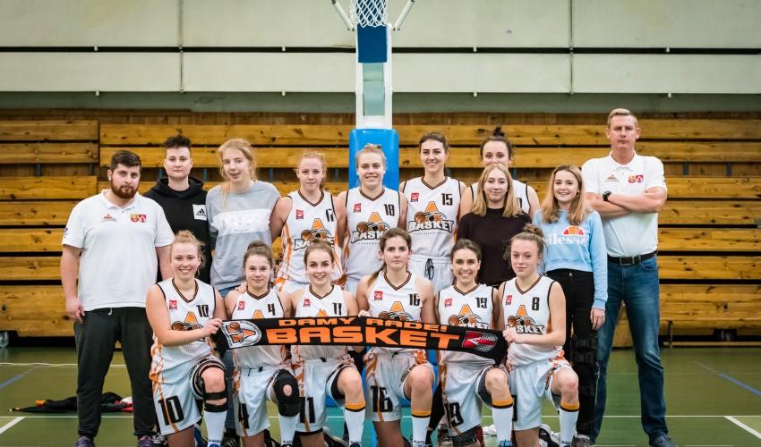 Czwarta wygrana Liderek z Miasta Sportu!