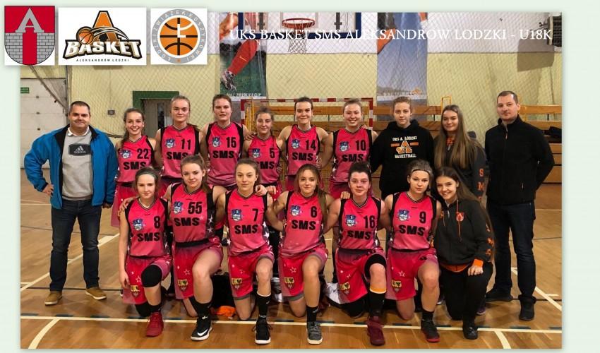 Ekipa II Ligi Kobiet pojechała do Miasta Sieradza...