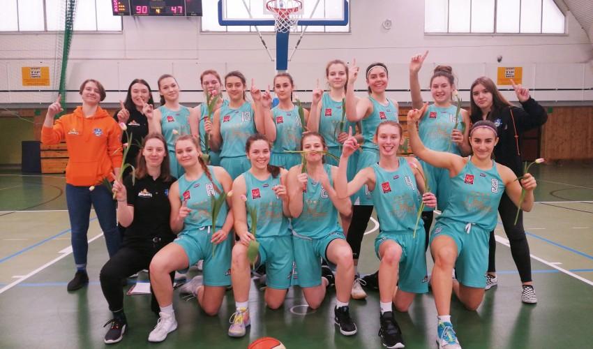 Dream Team U-18 Mistrzyniami woj. łódzkiego! Dumni <3