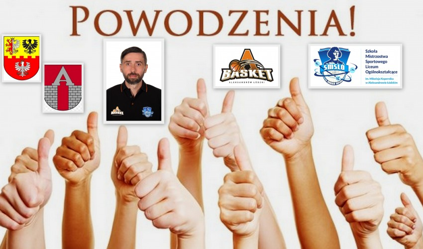 Witamy serdecznie Coach-a Marcina Grockiego <3