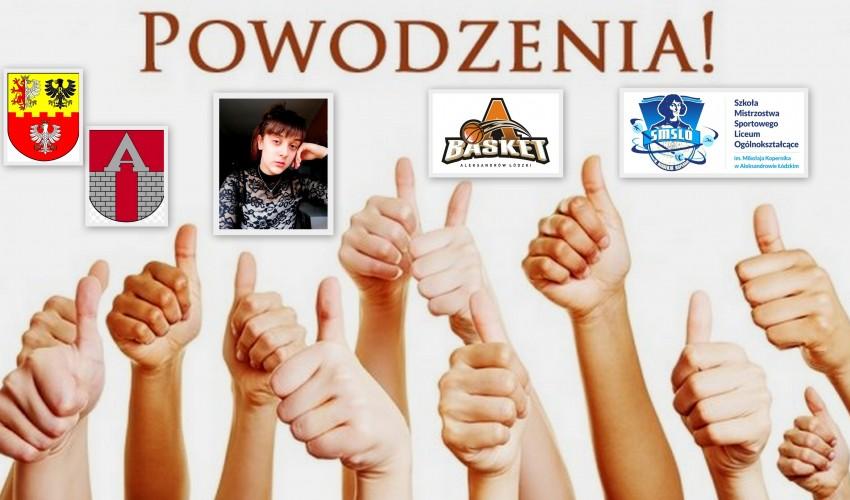 Basketka Natalia Rudzińska -