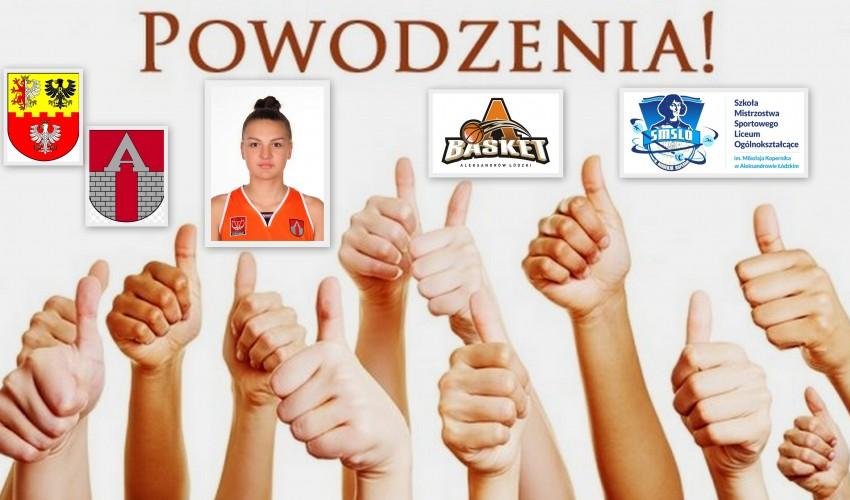 Basketka Julia Skawińska <3